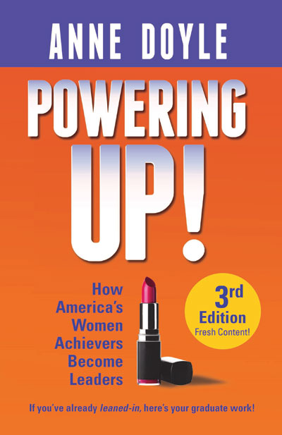 Powering UP! Third Edition Cover